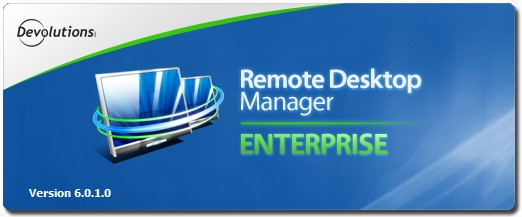 Remote Desktop Manager v6.0.1.0 Enterprise Edition