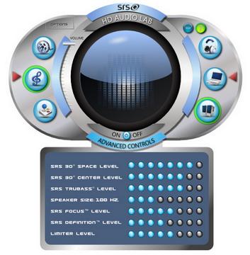 SRS HD Audio Lab Gold v1.0.71