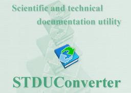 STDU Converter v2.0.61.0