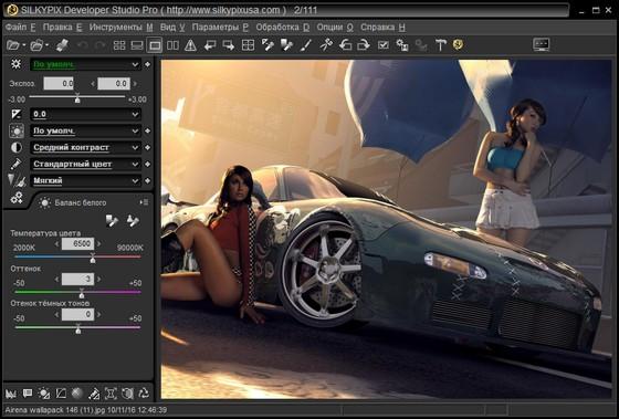 Silkypix Developer Studio Pro v4.1.43.0