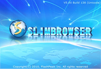 SlimBrowser v5.00 Build 138