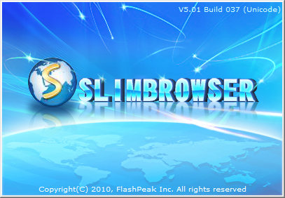 SlimBrowser v5.01 Build 037 Final