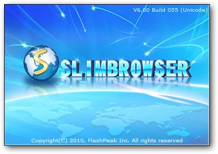 SlimBrowser v6.00 Build 055