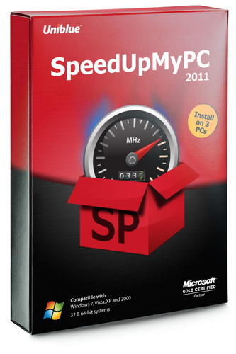 SpeedUpMyPC 2011 v5.1.4.2