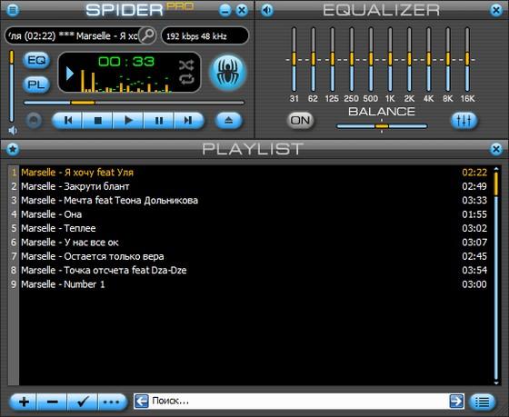 Spider Player Pro v2.5.1