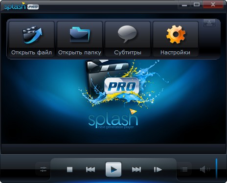 Splash HD Player Pro v1.2.1
