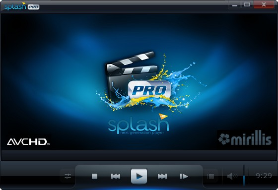 Splash HD Player Pro v1.4.1 RePack