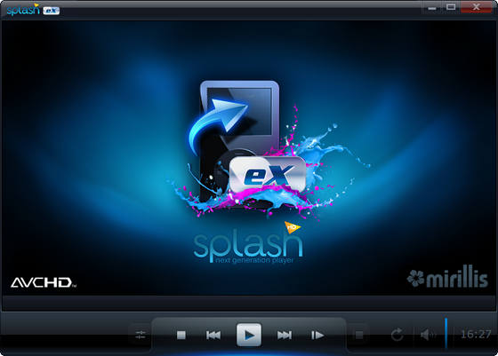 Splash PRO EX Player v1.7.0.0