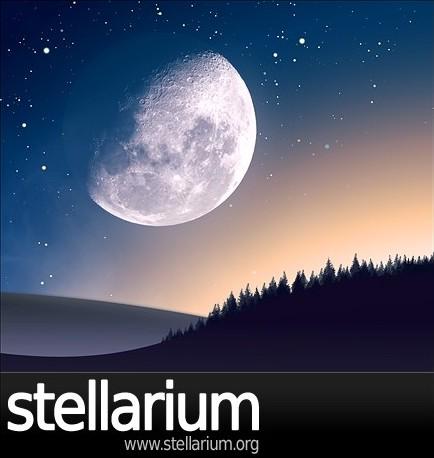 Stellarium v0.10.6.1
