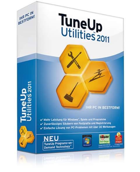 TuneUp Utilities 2011 v10.0.3010.11 RePack