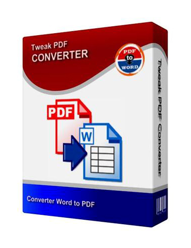 Tweak PDF Converter v5.0