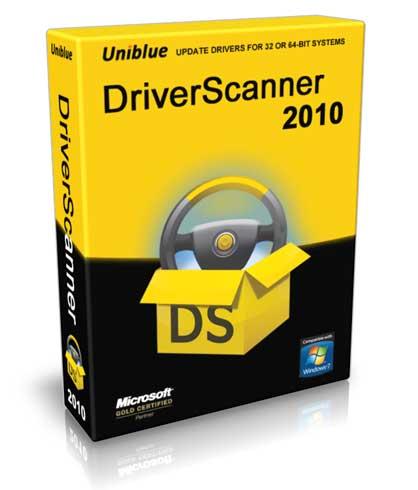 Uniblue DriverScanner 2010 v2.2.0.5