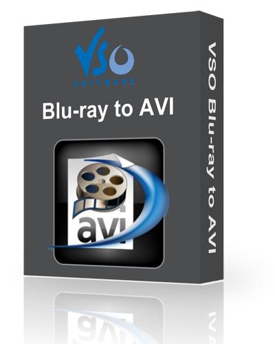 VSO Blu-ray to AVI v1.2.1.12