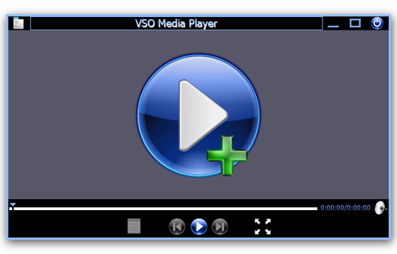 VSO Media Player v0.1.1.228 Beta
