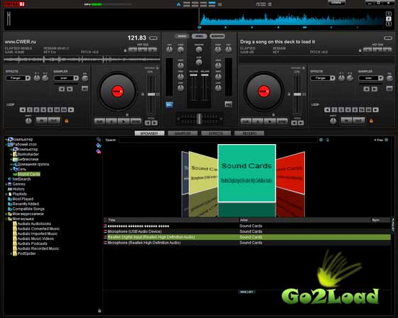 Virtual DJ Pro v6.1