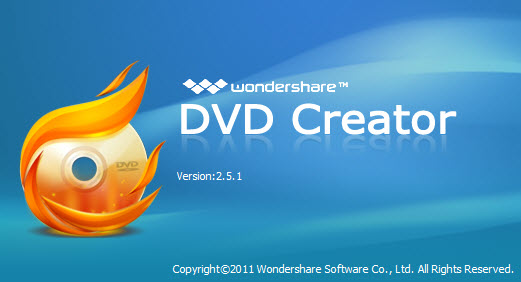 Wondershare DVD Creator v2.5.1.4