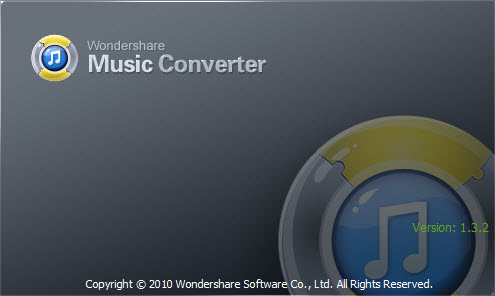 Wondershare Music Converter v1.3.2