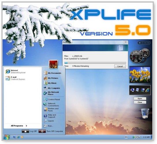 XPLife v5.0 Final