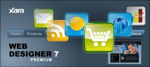 Xara Web Designer Premium v7.1.2.18332