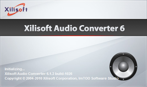 Xilisoft Audio Converter v6.1.3 Build 1026