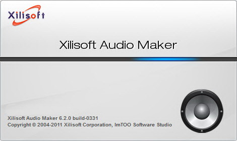 Xilisoft Audio Maker v6.2.0.0331