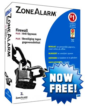 ZoneAlarm Free v10.1.065.000
