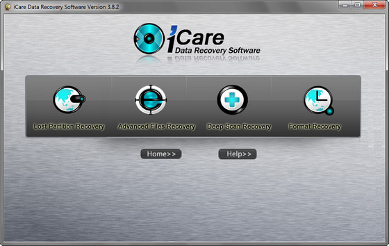 iCare Data Recovery Software v3.8.2