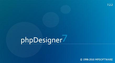 phpDesigner v7.2.2