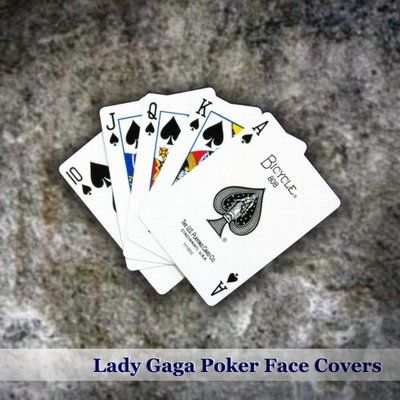 VA - Lady Gaga Poker Face Covers (2009-2012)
