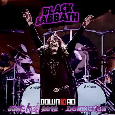 Black Sabbath - Download Festival. Castle Donington (2012)