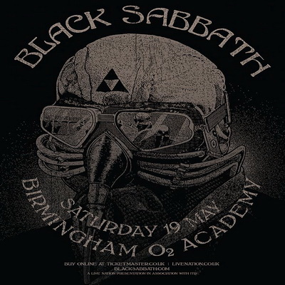 Black Sabbath - Live At O2 Academy, Birmingham, UK 05-19-2012 (2012)