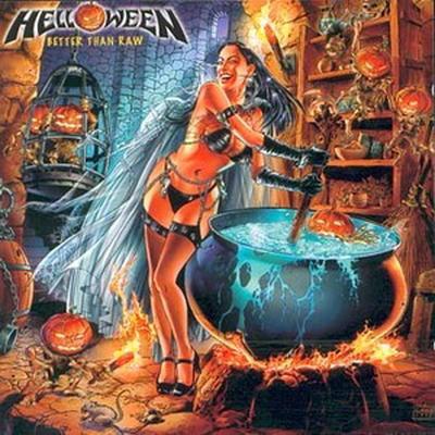 Helloween - Better Than Raw (1998)
