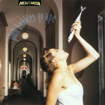 Helloween - Pink Bubbles Go Ape (1991)