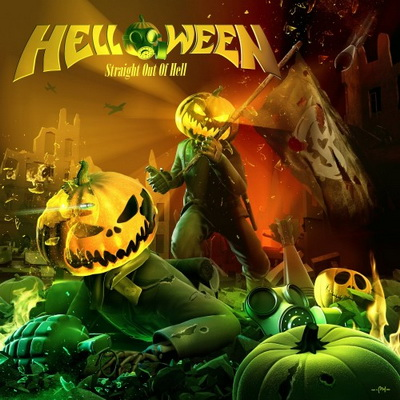 Helloween - Straight Out Of Hell (Limited Edition) (2013)