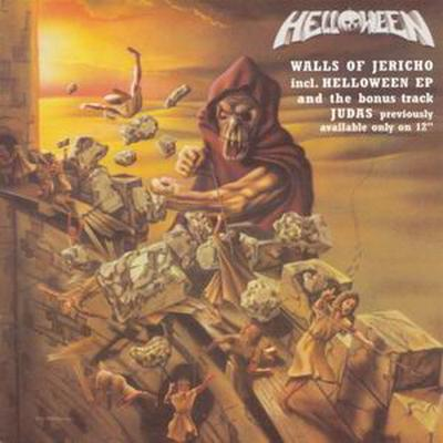 Helloween - Walls of Jericho (1986)