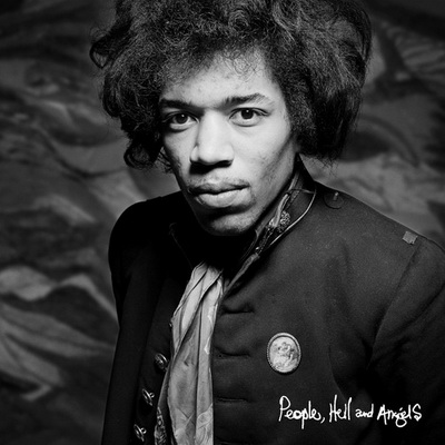 Jimi Hendrix - People, Hell And Angels (2013)