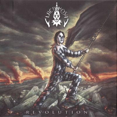 Lacrimosa - Revolution (2012)
