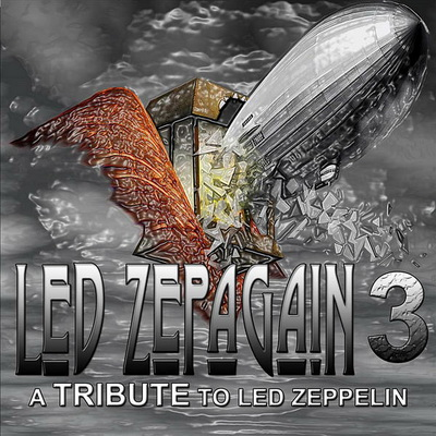 Led Zepagain - A Tribute To Led Zeppelin (CD3) (2012)