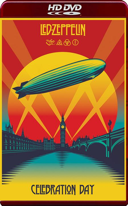 Led Zeppelin - Celebration Day (Live at London O2 Arena 2007) (2012) HDRip