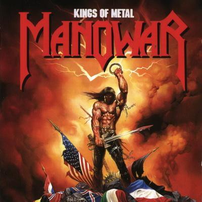 Manowar - Kings of Metal (1988)