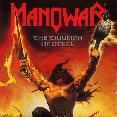 Manowar - The Triumph of Steel (1992)