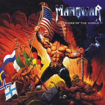 manowar warriors of world. Manowar - Warriors of The