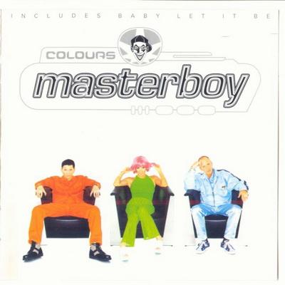 Masterboy - Colours (1996)