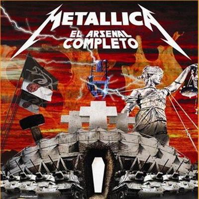 Metallica - El Arsenal Completo. Live in Mexico (2012)
