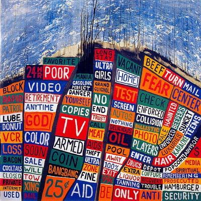Radiohead - Hail To The Thief (2003)