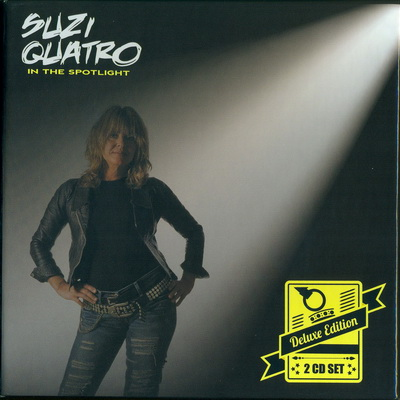 Suzi Quatro - In The Spotlight (Deluxe Edition, 2CD) (2012)