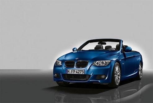 Обновленные купе и кабриолет BMW 3-Series получили «М-пакет»