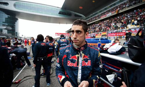 Себастьян Буэми попал в аварию на Гран-при Китая