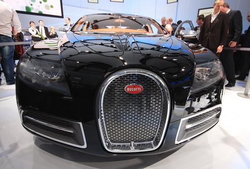Главный калибр.Фотографии суперседана Bugatti 16C Galibier
