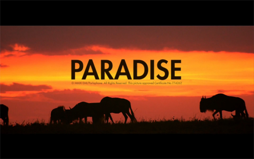 Coldplay - Paradise (2011)